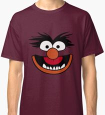 Animal Muppet (Orange Lips&Nose) Classic T-Shirt