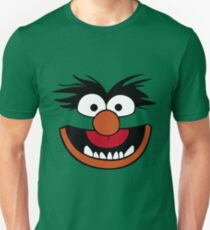 Animal Muppet (Orange Lips&Nose) Unisex T-Shirt