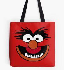 Animal Muppet (Orange Lips&Nose) Tote Bag