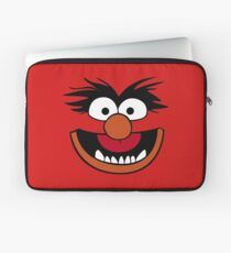 Animal Muppet (Orange Lips&Nose) Laptop Sleeve