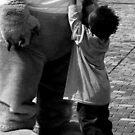 Bear ! Bear ! Pick me up ! by geof