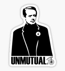 Unmutual Sticker