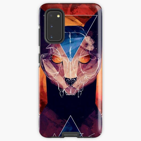 Bastet - Cat Goddess Samsung Galaxy Tough Case