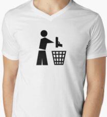 Bin your guns T-Shirt