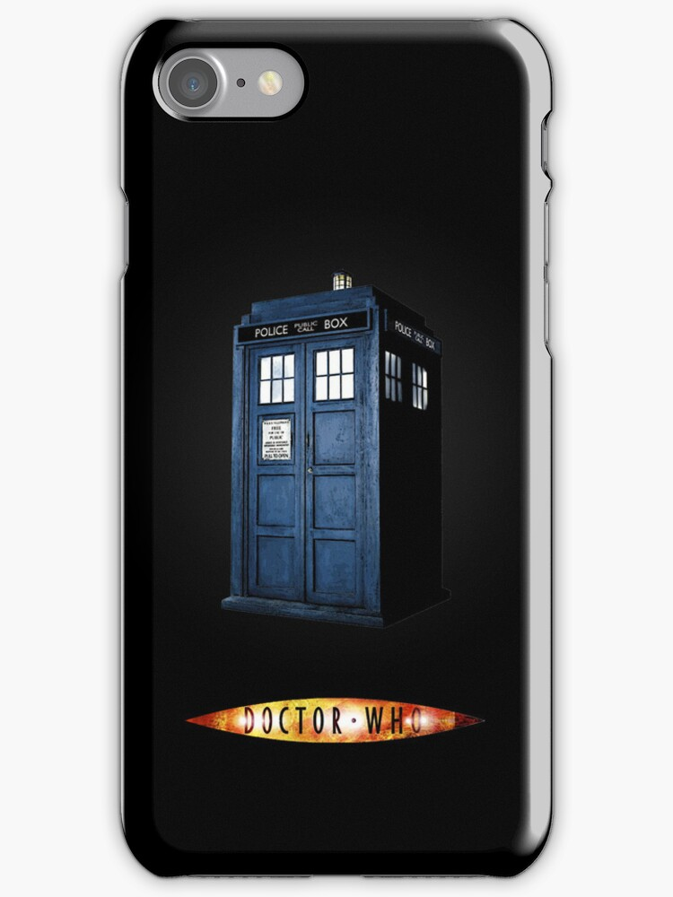 Dr Who Tardis by Chris Cardwell