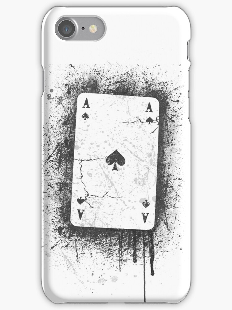 Ace of Spades Cracked by bluffingpotspk