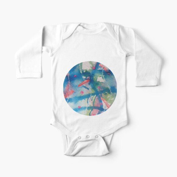 Get Up N Dance Long Sleeve Baby One-Piece