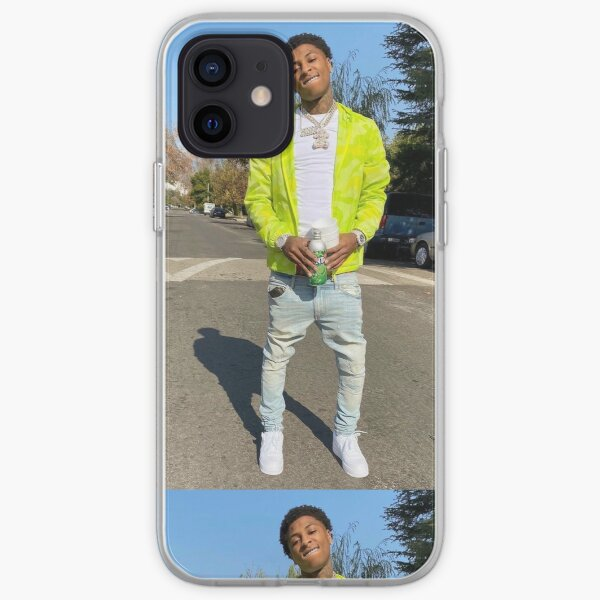 Nba youngboy iPhone Soft Case