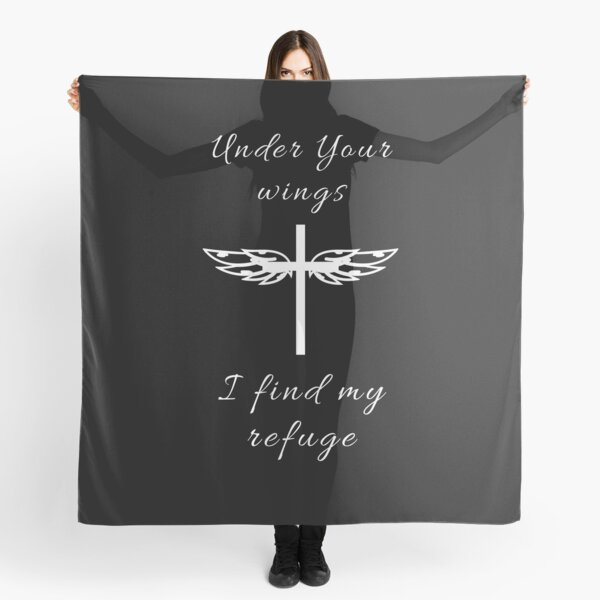 Under Your Wings Scarf