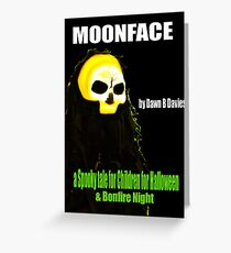 MOONFACE - E-BOOK Greeting Card