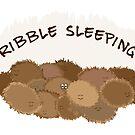 Tribble sleeping? by puppaluppa