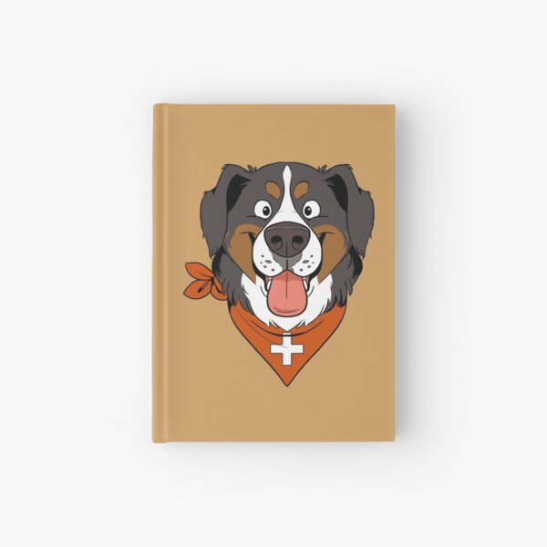 Berner Buddies Hardcover Journal