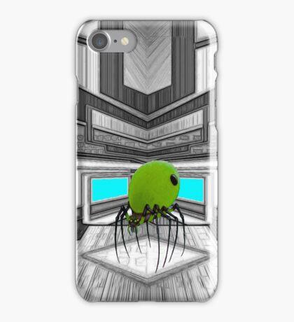 The Visitor _ I Phone Case iPhone Case/Skin