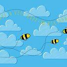 Happ - bee Birthday! by puppaluppa