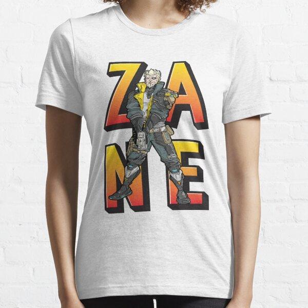 Zane The Operative Borderlands 3 Essential T-Shirt
