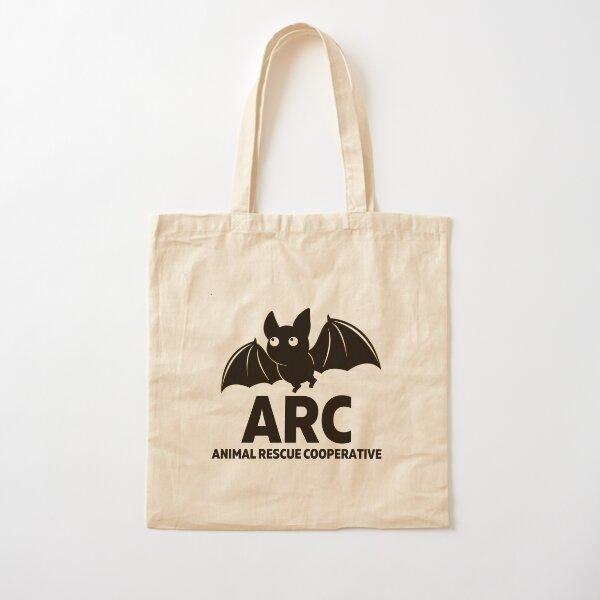 Norm the bat! ARC's batticus mascot Cotton Tote Bag