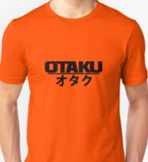 otaku Slim Fit T-Shirt