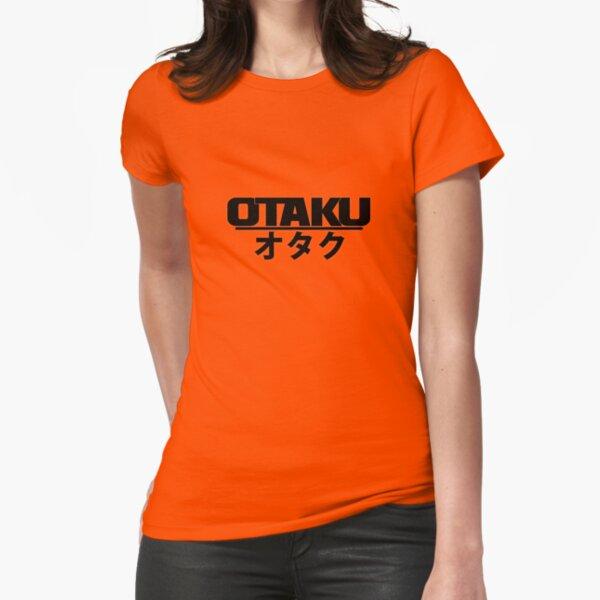 otaku Fitted T-Shirt