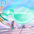 Steven Universe Pearl by LuckyCharmKitty