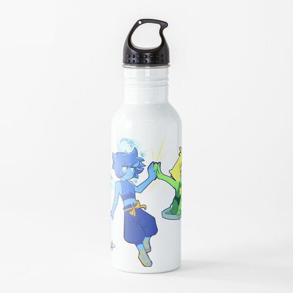 Lapis and Peridot Water Bottle
