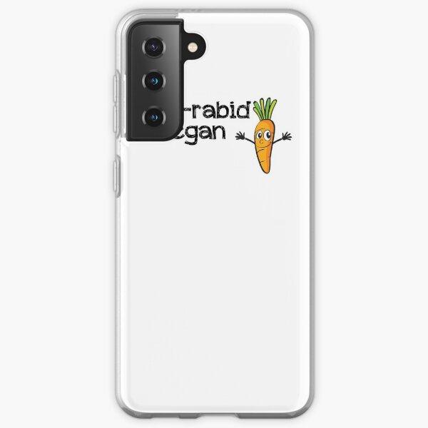 Non-rabid Vegan Samsung Galaxy Soft Case