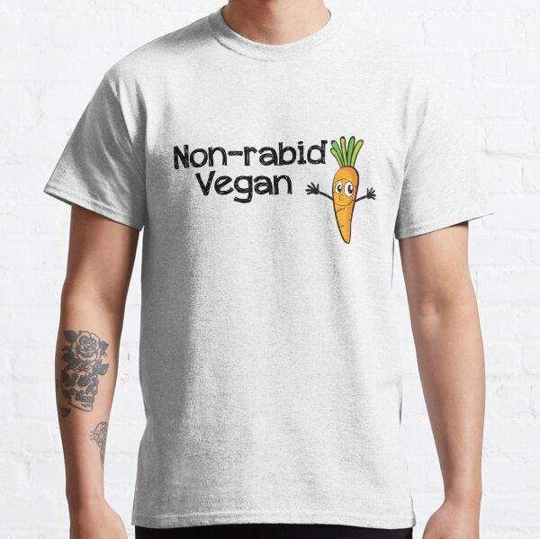 Non-rabid Vegan Classic T-Shirt