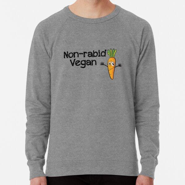 Non-rabid Vegan Lightweight Sweatshirt