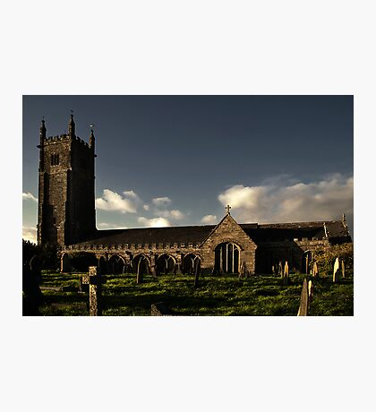 St Peters Church Photographic Print