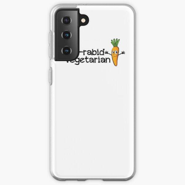 Non-rabid Vegetarian Samsung Galaxy Soft Case