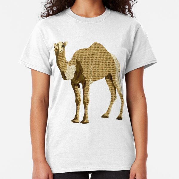 Camel - Laudea Martin Classic T-Shirt
