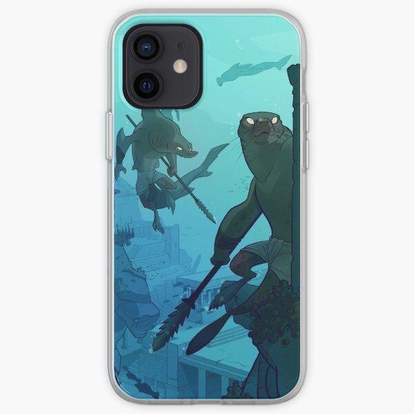 Sunken City iPhone Soft Case