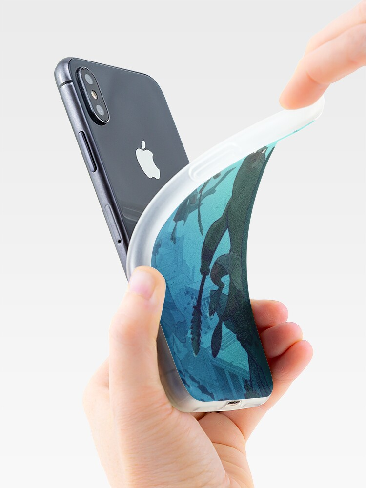 Alternate view of Sunken City iPhone Case & Cover