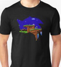 Sonic Green Hill T-Shirt