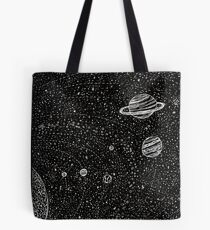 Schwarzer Raum Tasche