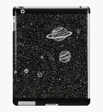 Black Space iPad Case/Skin