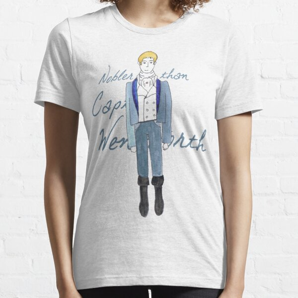 Nobler than Capt. Wentworth Essential T-Shirt