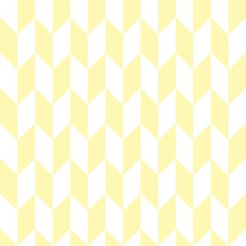 Cream Thick Offset Chevrons by ImageNugget