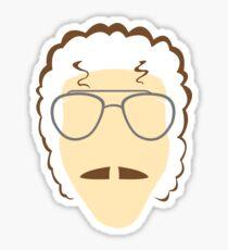 Weird Al Yankovic Sticker