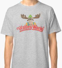 Walley Welt - Weinlese Classic T-Shirt
