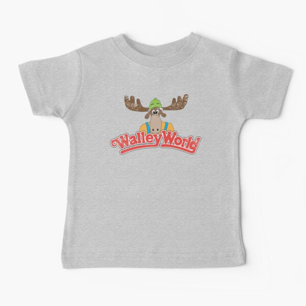 Walley World - Vintage Baby T-Shirt