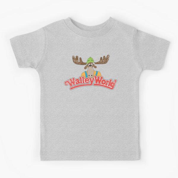 Walley World - Vintage Kids T-Shirt