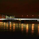 London Bridge at Night by Chris1249