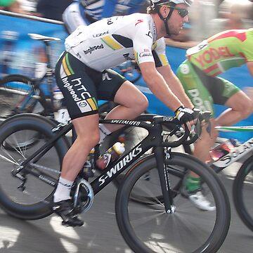 Mark Cavendish by eggnog