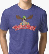 Walley World Tri-blend T-Shirt