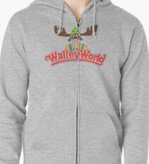 Walley World Zipped Hoodie