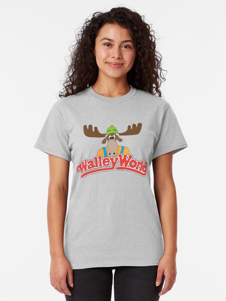 Walley World T-Shirt 100/% Premium Cotton