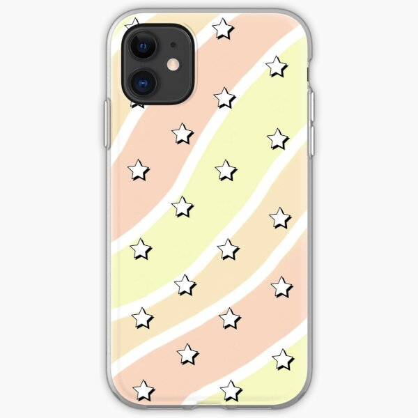 Aesthetic Colorful Stripes Wallpaper Iphone Case Cover By Pastel Paletted Redbubble