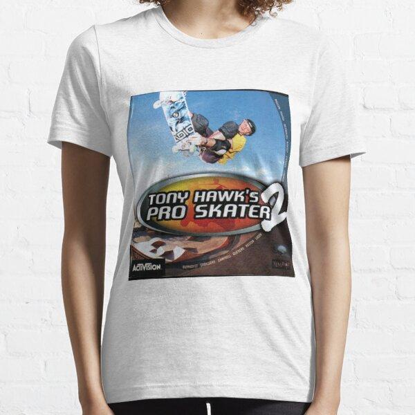 Tony Hawk Pro Skater 2 Camiseta esencial