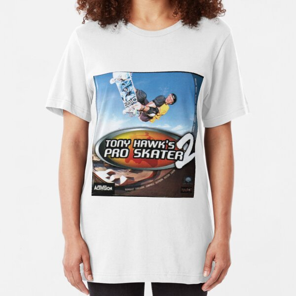 Tony Hawk Pro Skater 2 Slim Fit T-Shirt