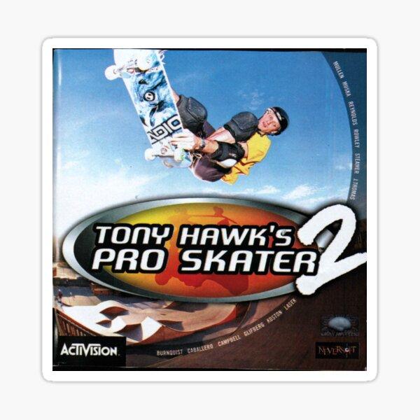 Tony Hawk Pro Skater 2 Sticker
